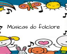 Músicas do folclore