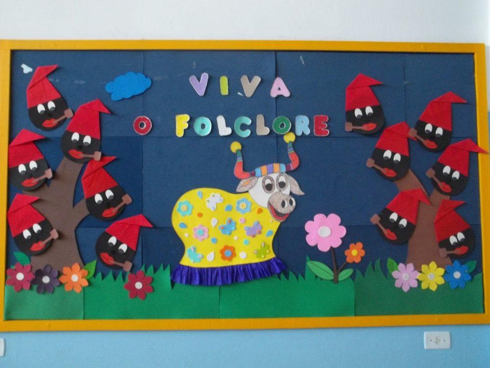Plano de aula folclore educação infantil – Brincando com o Folclore