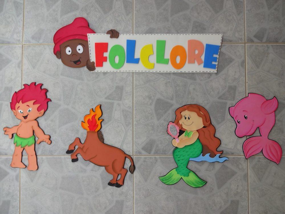 Plano de aula folclore educação infantil na escola