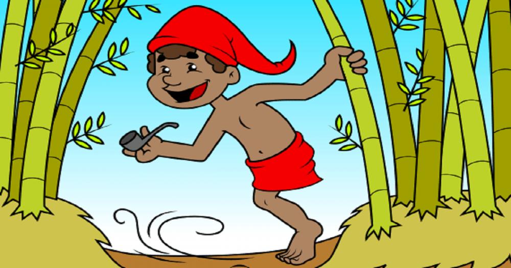 Atividades do folclore -Viagem na imaginação infantil