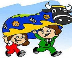 Plano de aula folclore educação infantil