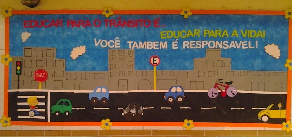 Murais e Painéis para confeccionar em sala de aula