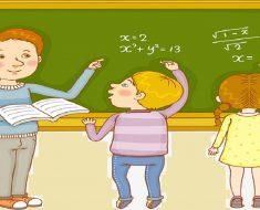 Avaliação de matemática 1 ano do Ensino Fundamental