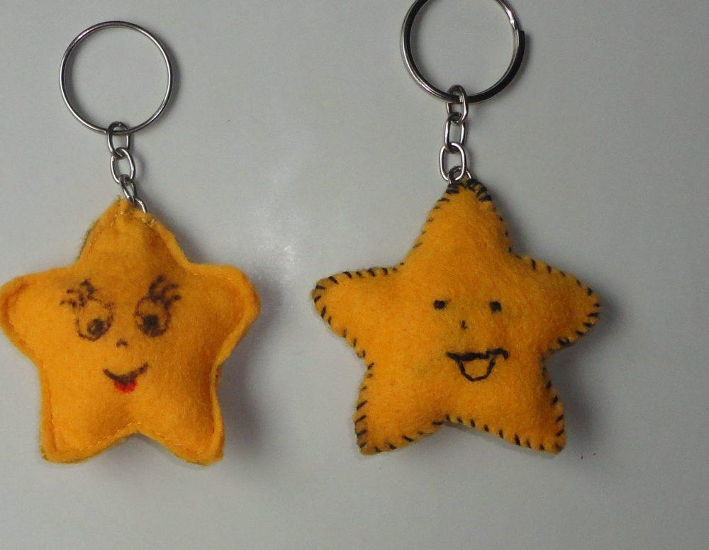 Molde de estrela