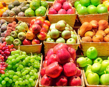 Fruta com G