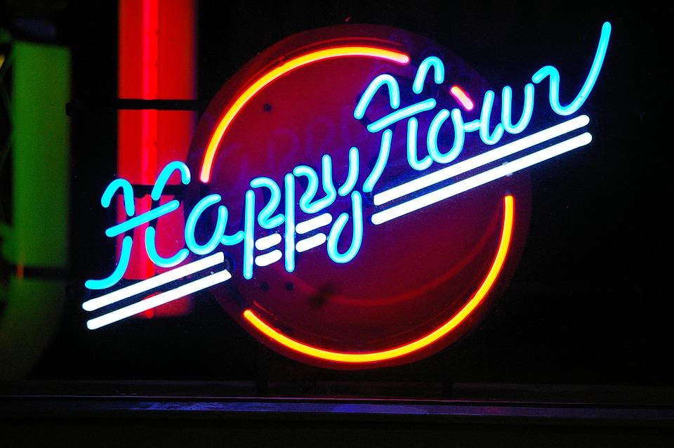 Happy hour e a Lei Seca