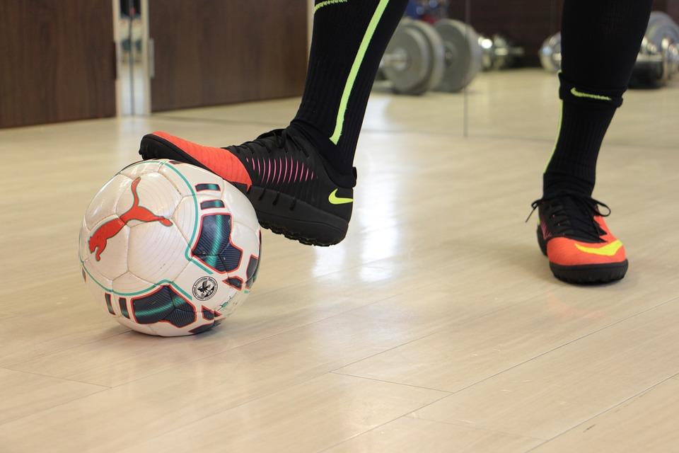 Jogador de Futsal