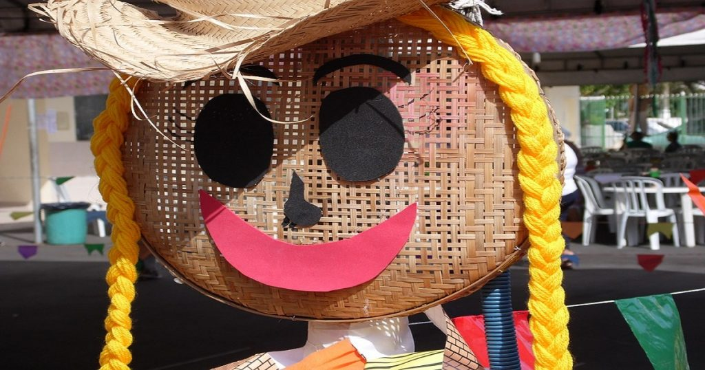 Projeto festa junina educação infantil com atividades