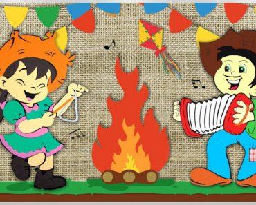 Plano de Aula Festa Junina