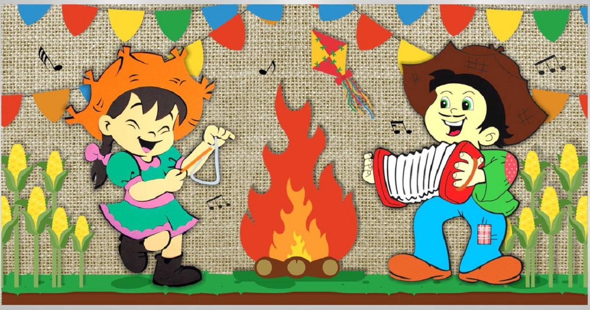 Plano De Aula Festa Junina Para Educacao Infantil E Ensino Fundamental