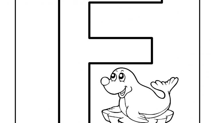 Alfabeto com animais – Letras do Alfabeto – F