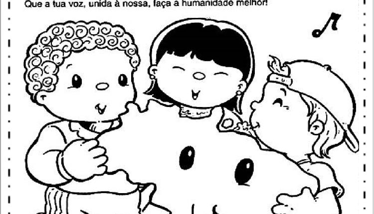 Atividades semana da pátria educação infantil – Brasil