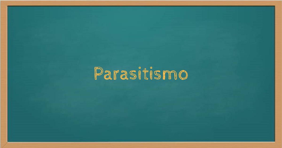 Parasitismo
