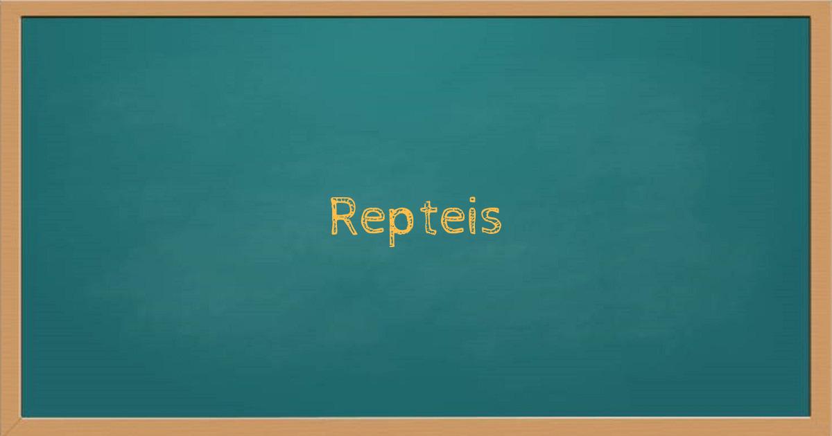Repteis