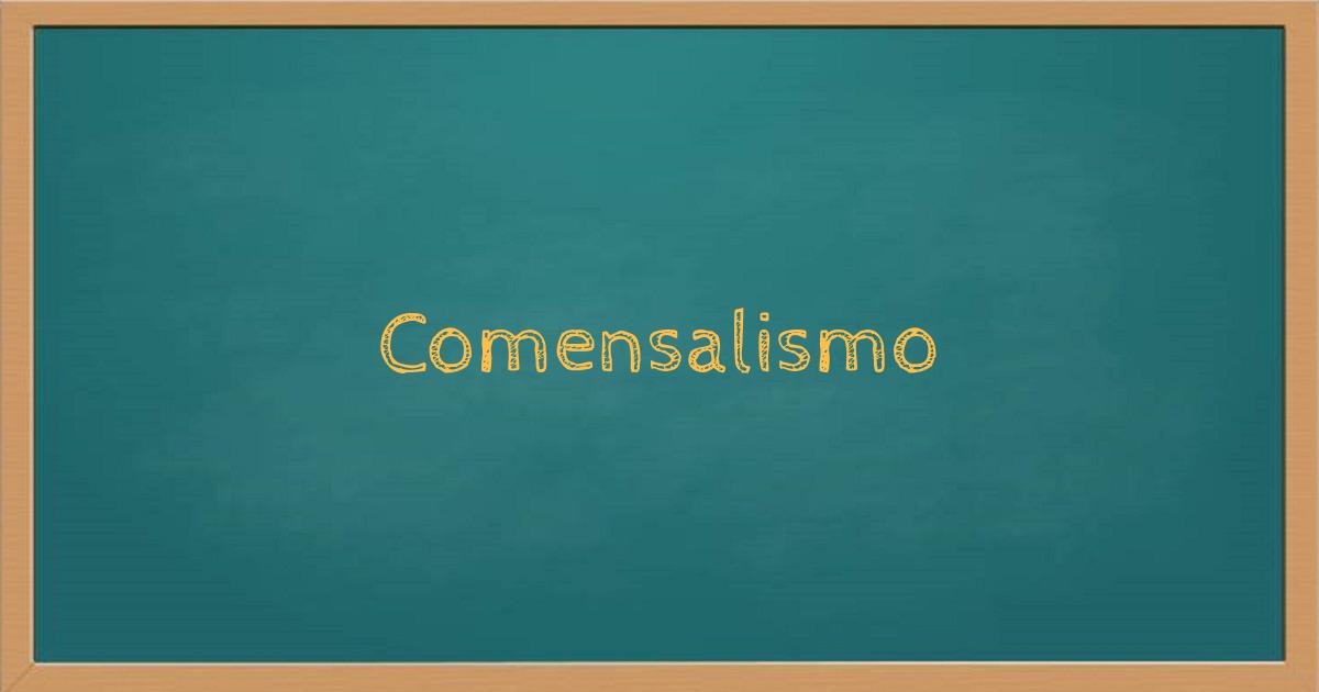 Comensalismo