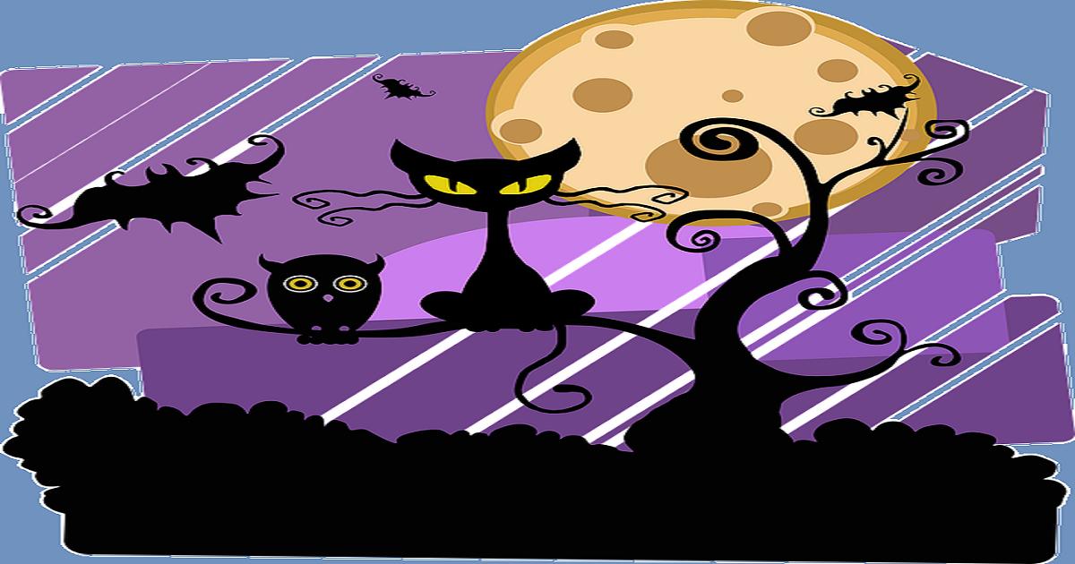 Desenhos dia das bruxas para colorir