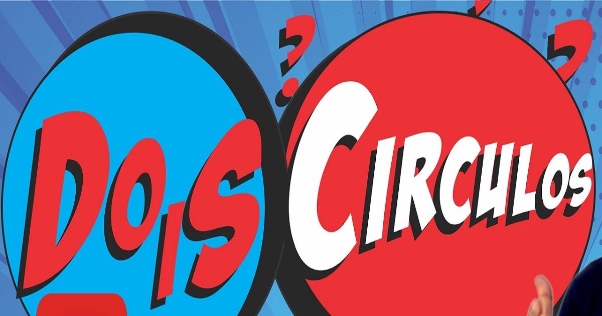 Dinâmica os dois círculos