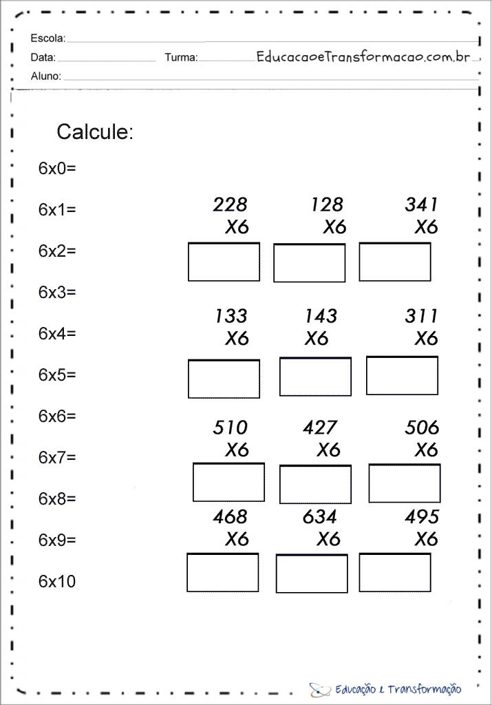 Problemas De Matematica 4 Ano Atividades Situacoes Problemas