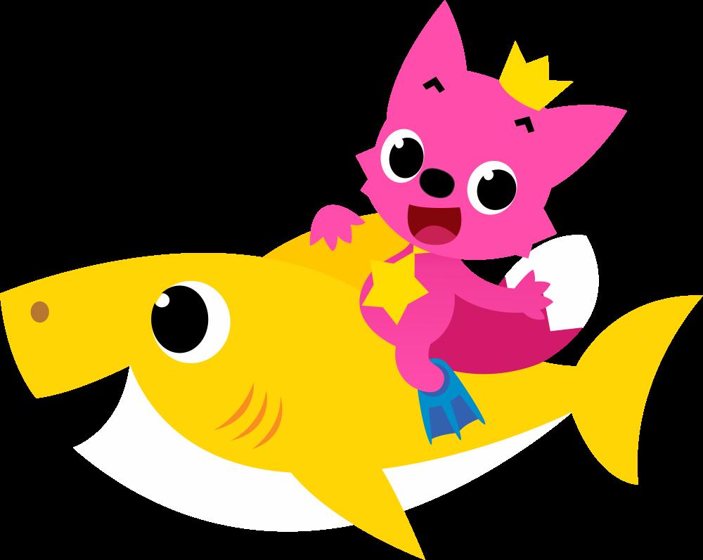 baby-shark-e-pinkfong-png-09 - Educação e Transformação