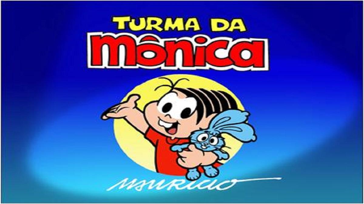 Turma da Mônica PNG