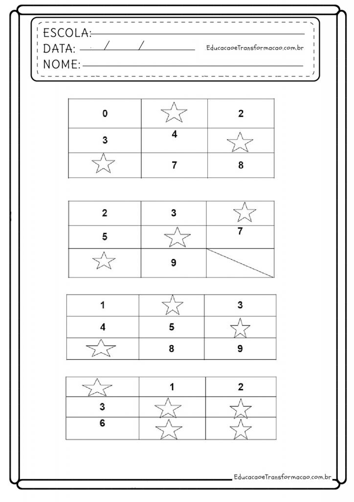 Atividades De Matematica 2 Ano Do Ensino Fundamental Para Imprimir